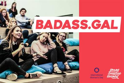 Why we need Badass.Gal in the creative industries