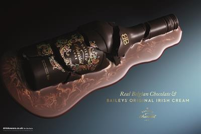 Baileys introduces Chocolat Luxe with £10m European push