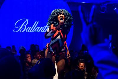 Ballantine's takes stand for music in first global campaign in four years