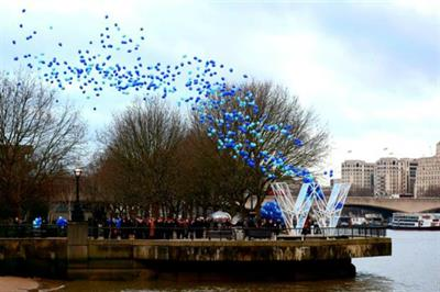 Five of the best aerial-themed activations
