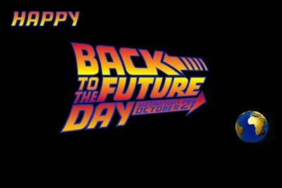 Brands look forward to Back to the Future Day, but who got it right?