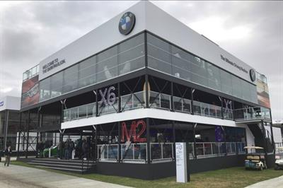 BMW delivers 'Luxe' experience at Goodwood Festival of Speed