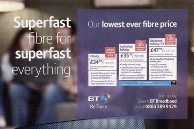 BT hit with seventh ad ban