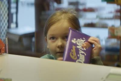 Cadbury's new campaign is a bit bleak, but promises to go places