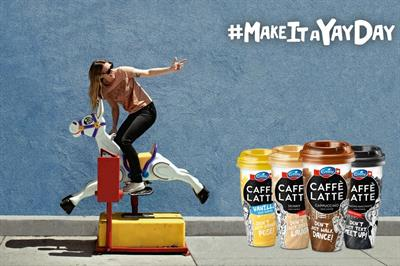 Caffè Latte to activate at summer festivals