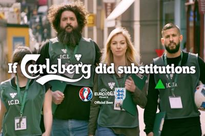 Event TV: Carlsberg 'superchuggers' ask for 90 minutes for the nation