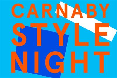 Carnaby partners with GQ for fifth annual Style Night event