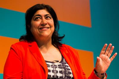 'Diversity isn't about sticking a woman of colour on a panel or committee'