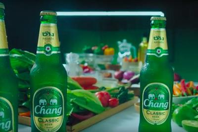 Chang to host Thai-themed activation