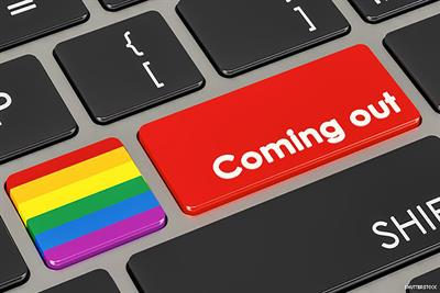 Coming out against Facebook's coming out feature