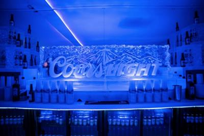 Coors Light Ice Bar partners with Bierkeller for return