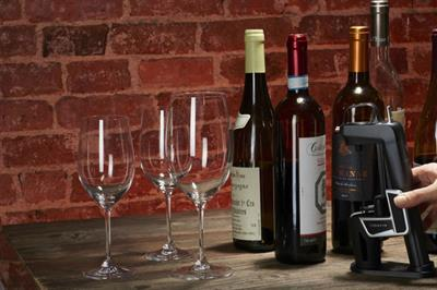 Coravin launches sampling campaign