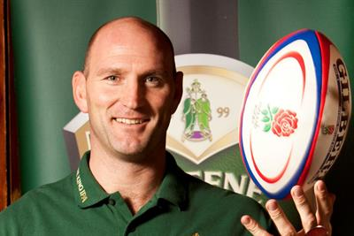 BBH launches sport division with Lawrence Dallaglio