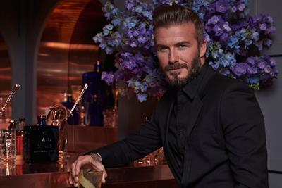 Haig Club and David Beckham reinvent 1920s in Hyde Park takeover