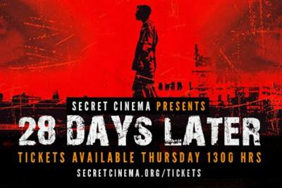 Secret Cinema heads out of London for 28 Days Later