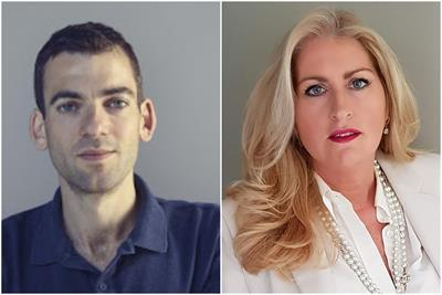 DDB promotes Alex Hesz and Roisin Rooney to global roles