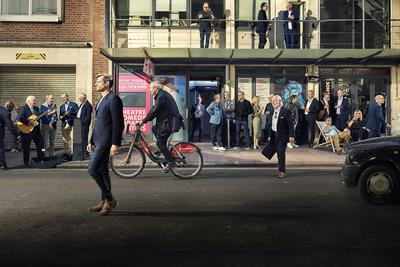 Adland assembles on Dean Street for Campaign 50th anniversary shoot
