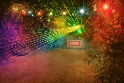 Desperados recreates festival experience in Shoreditch