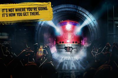 Event TV: Desperados 'Train Trax' gig