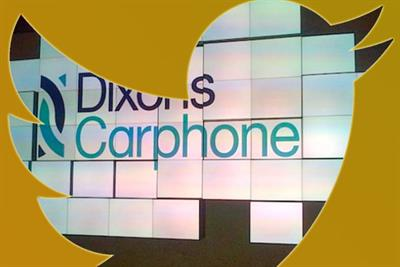 Dixons Carphone branding slammed by marketing community