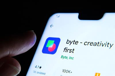 TikTok launches search ad offensive as Byte surges past 1m downloads