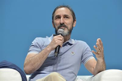 David Droga: Great creative work doesn't 'cover the cracks'