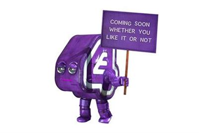 E4 rolls out Eefer character in first brand refresh in six years