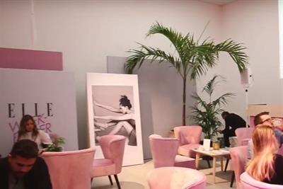 Elle partners Feelunique, Harvey Nichols and Benefit for first major event