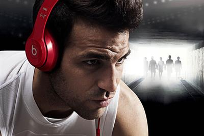 Beats launches global World Cup campaign with Cesc Fabregas
