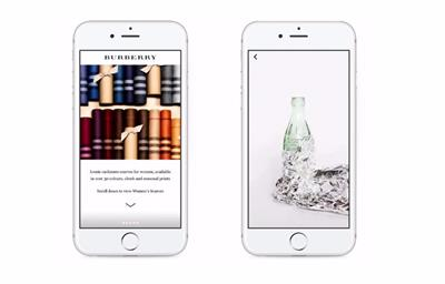 Burberry, Coca-Cola and Gucci among first brands to test Facebook's new 'Canvas' ad unit