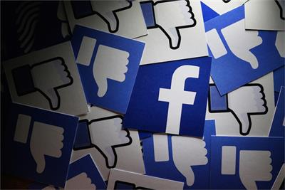 Facebook shares plunge amid first decline in European daily active users