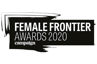 Campaign Female Frontier Awards 2020: entries open