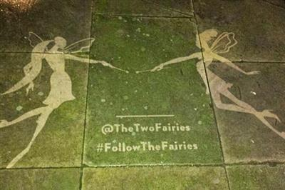 Event TV: M&S behind Two Fairies random acts of kindness