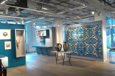 Foyles launches multi-sensory exhibition at The Gallery