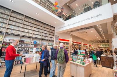 Foyles puts events and experiential at centre of store launch