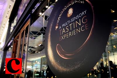 Ferrero Rocher invites shoppers to explore what lies 'behind the layers'