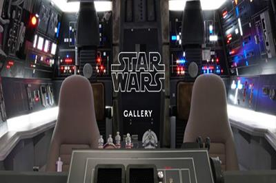 Harrods and Disney partner to launch interactive Star Wars gallery