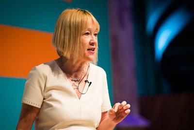 Cindy Gallop calls #timesup on NDAs