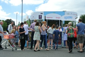 In pictures: Gastro Alfresco reaches 200,000 consumers at halfway point