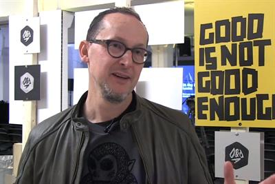 The ideas that blew Gerry Human away at D&AD 2015