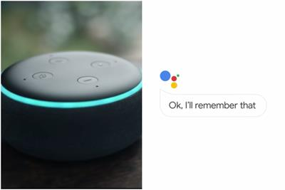 Amazon and Google use Super Bowl to do battle over voice assistants