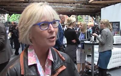 Media360: Jan Gooding of Aviva on the power of TV
