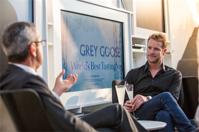 Event TV: Virgin takes thought leadership series to Grey Goose celebration