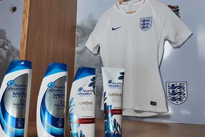 FA signs up Head & Shoulders as its first official haircare partner