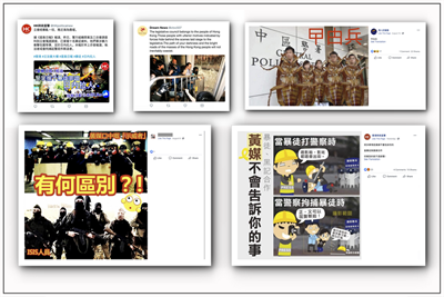 Twitter bans state media ads over 'nefarious' HK social media tactics