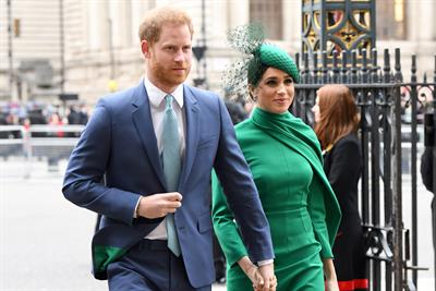 ITV 'to top six figures' for ads in Harry and Meghan interview