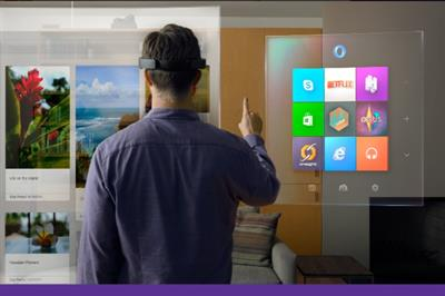 Industry reacts to Microsoft Hololens launch