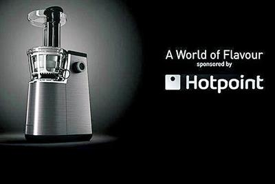 Hotpoint sponsors Good Food Channel