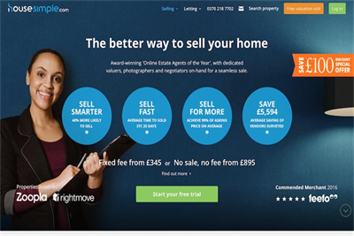 The & Partnership London wins HouseSimple account