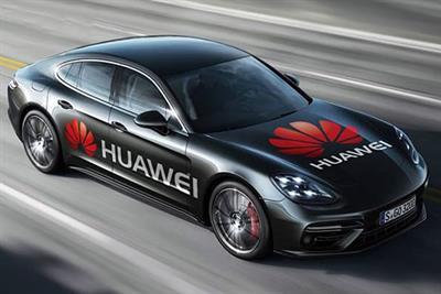 Huawei to showcase AI smartphone-driven car at Mobile World Congress